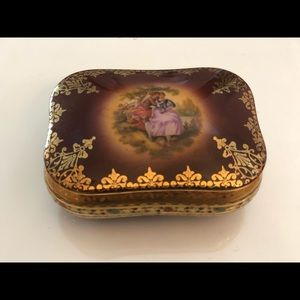 Bareutger trinket box
